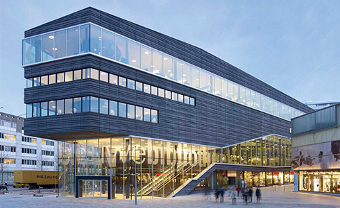 The New Library, Almere